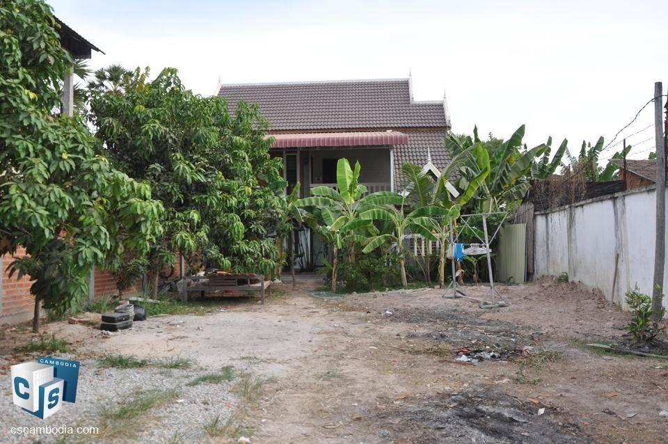 2 Bedroom House – for Rent – Sala Kamreuk – siem reap