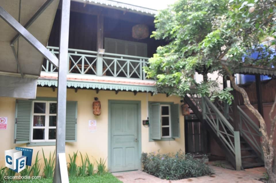 Unique 1 Bedroom Cottage – For Rent – Mondul I Village – Svay Dangkum Commune – Siem Reap