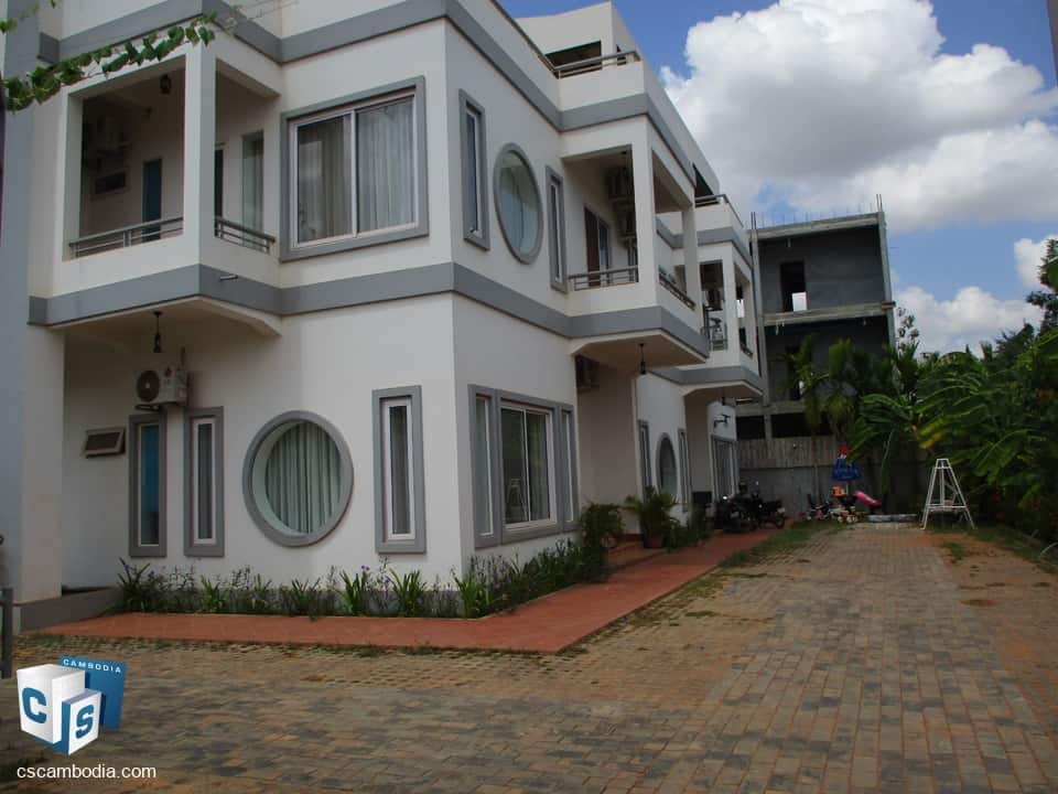 1 Bedroom Apartment – for Rent – Sala Kamroeuk Commue – Siem Reap