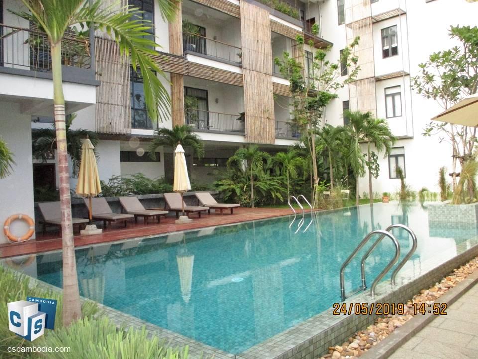 1 Bedroom House – For Rent – Sala Kamreuk Commune – Siem Reap