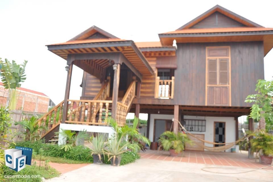 1 Bedroom House – For Rent – Knar Village – Chreav Commune – Siem Reap