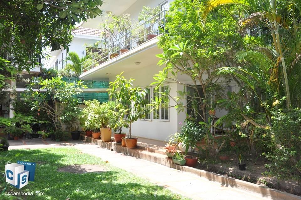 2 Bedroom Apartment – for Rent – Sala Kanseang Village – Svay Dangkum Commune – Siem Reap