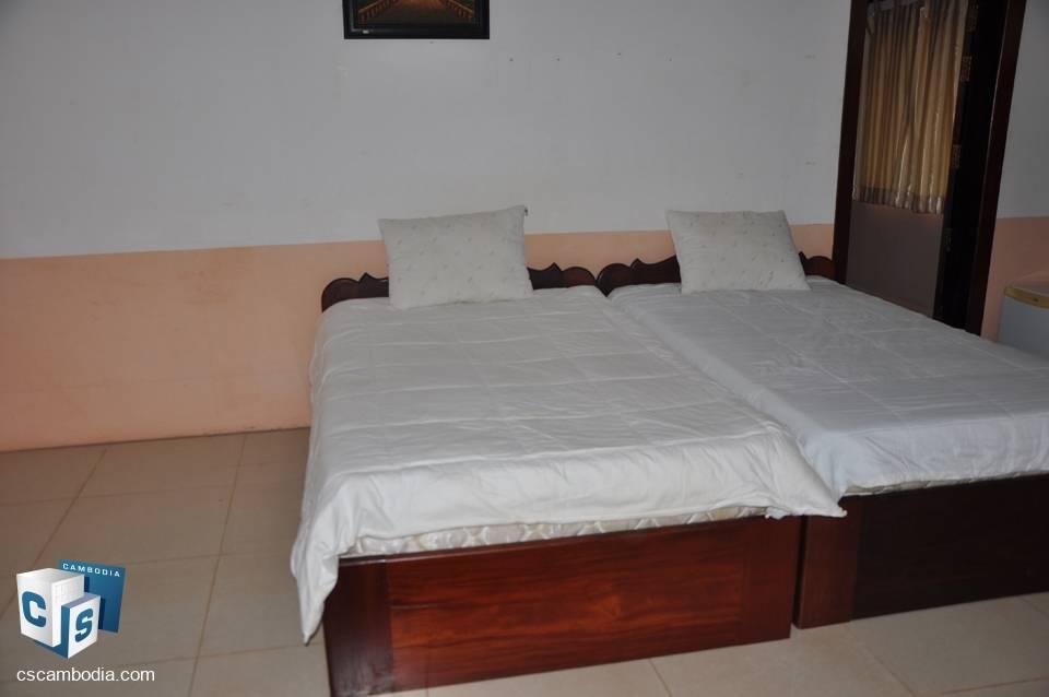 2 Bedroom House – For Rent – Sra Ngea – Kok Chork Commune – Siem Reap
