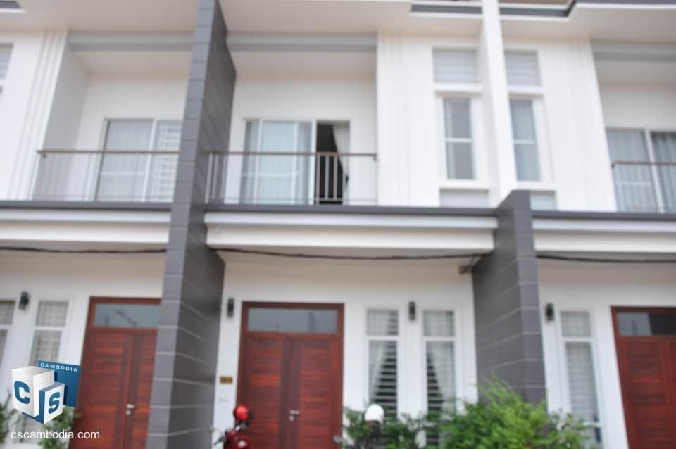 2 bedroom House – For Rent  Wat Svay Village – Sala Kamreuk Commune – Siem Reap