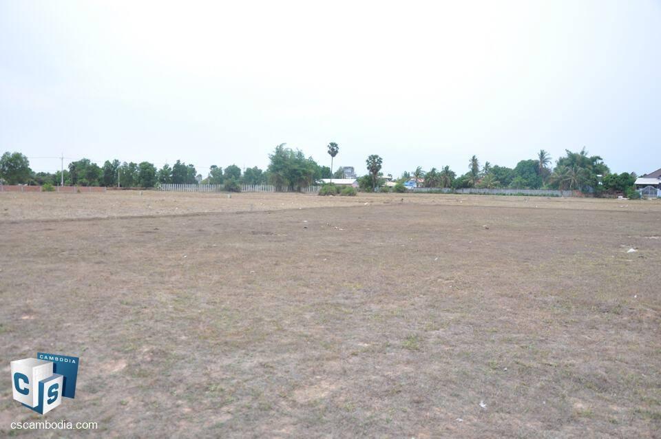2565 Sq m Land – For Sale – Sala Kanseng Village – Svay Dangkum Commune – Siem Reap