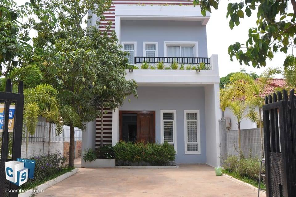 3 Bedroom House – For Sale – Sra Ngae – Siem Reap