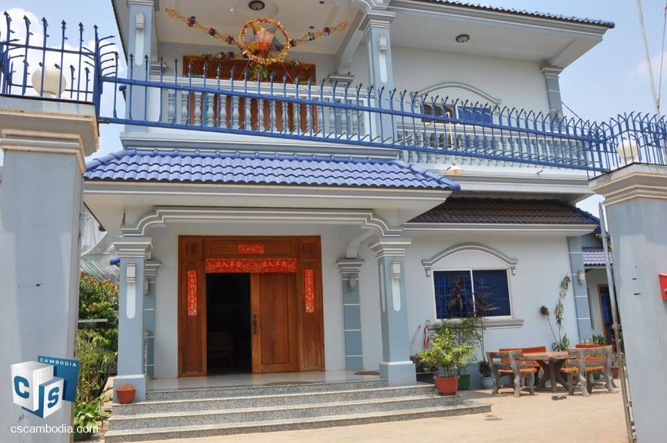 Luxury 5 Bedroom House – For Sale – Siem Reap