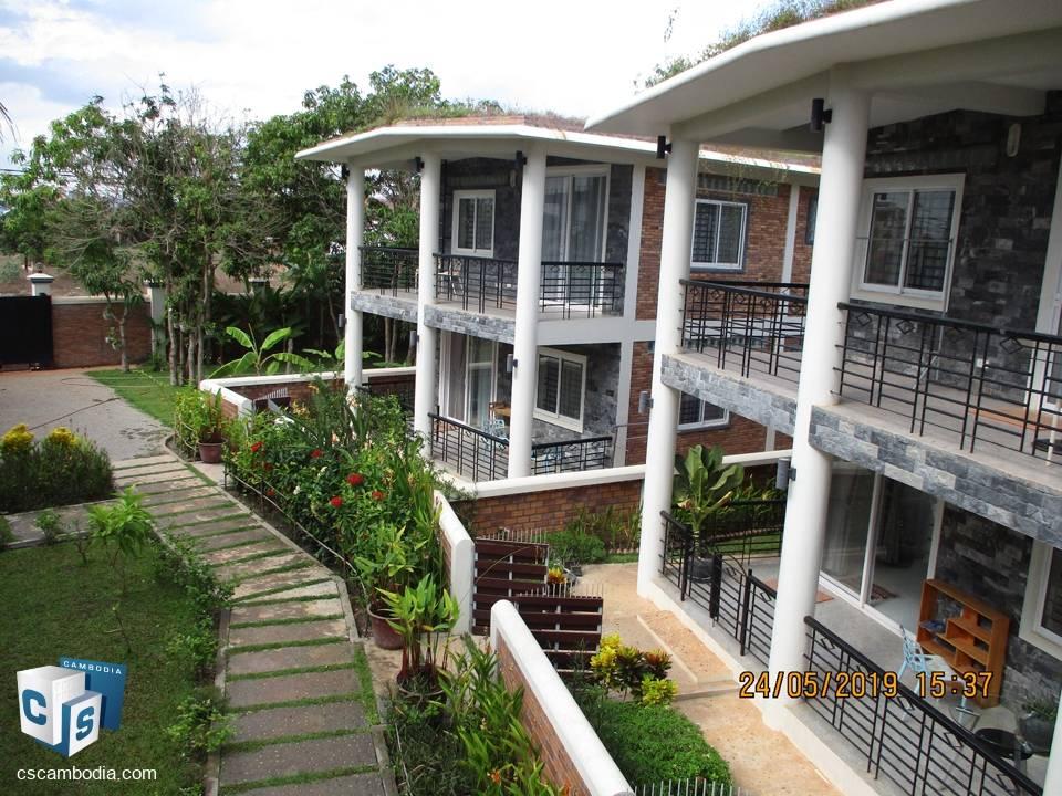 3 x 2 bedroom Residential Villas – For Sale – Sala Kamreuk Commune – Siem Reap
