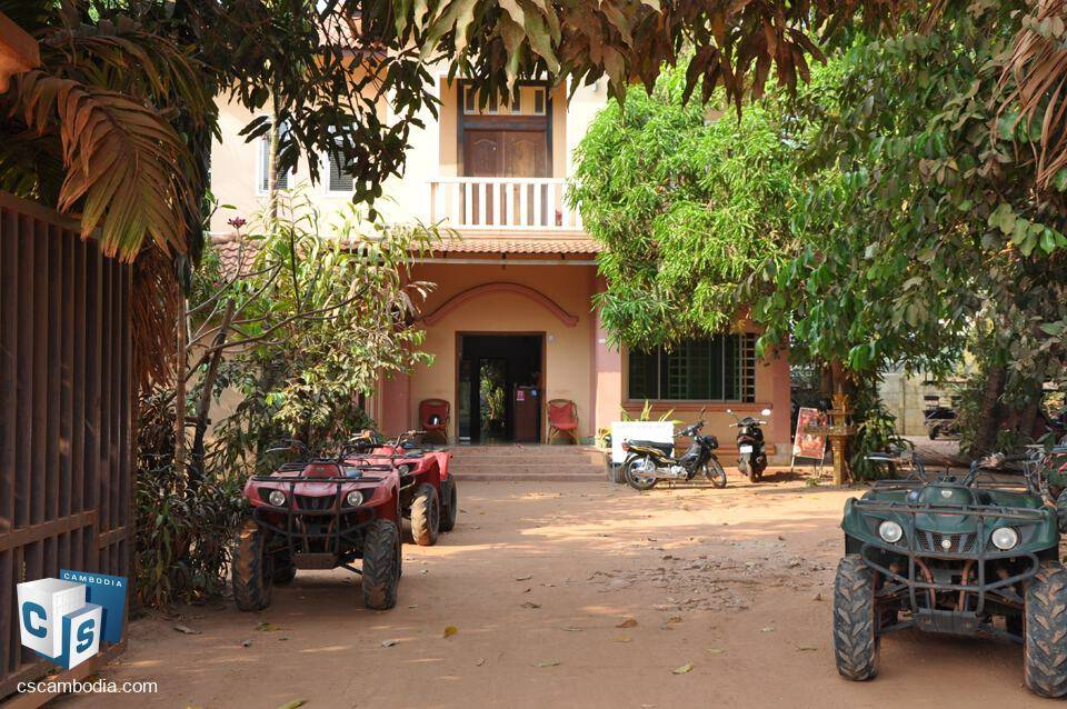 Profitable Quad Bikes Business – For Sale – Siem Reap Cambodia.
