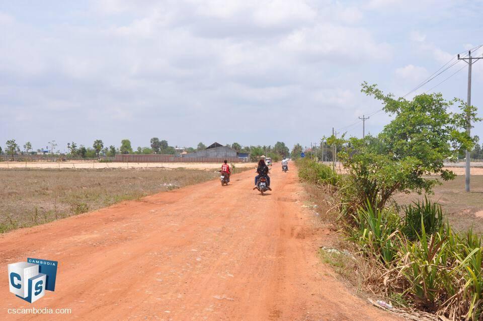 80,000 Sq m Land – For Sale – Khnar Village – Chreav commune – Siem Reap