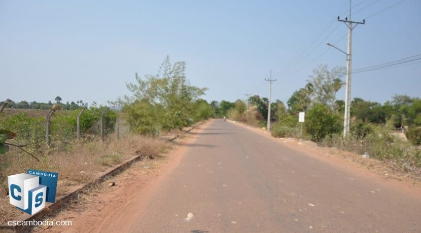 Land For Sale in Siem Reap 60$