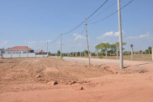 land sale -11000m2 150$-siem reap