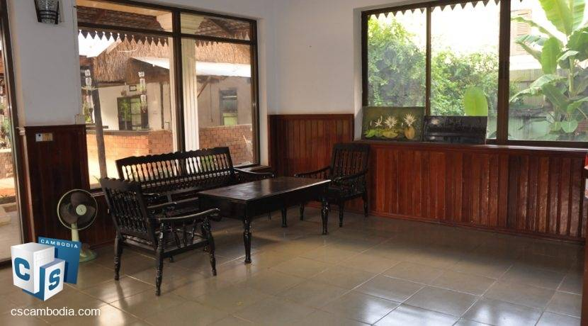 15 Bedroom Guest House - For Rent - Siem Reap (12)