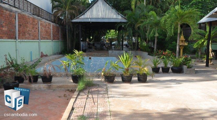 15 Bedroom Guest House - For Rent - Siem Reap (16)