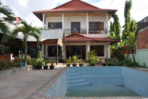 15 Bedroom Guest House - For Rent - Siem Reap (18)