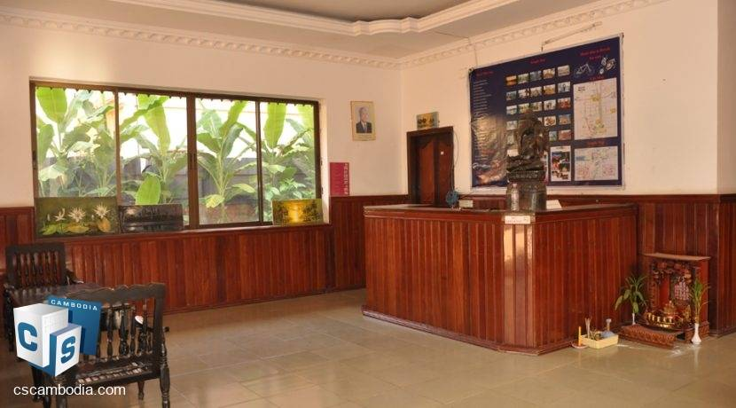 15 Bedroom Guest House - For Rent - Siem Reap (5)