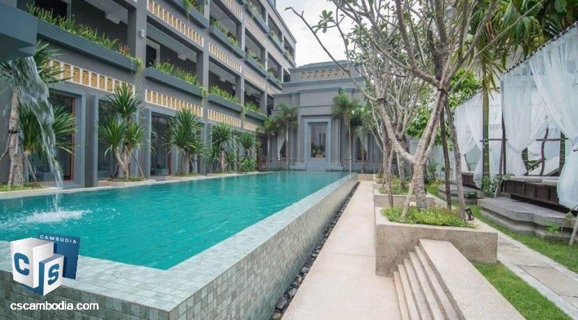 Luxury Spa & Wellness Centre – For Rent – Svay Dangkum – Siem Reap
