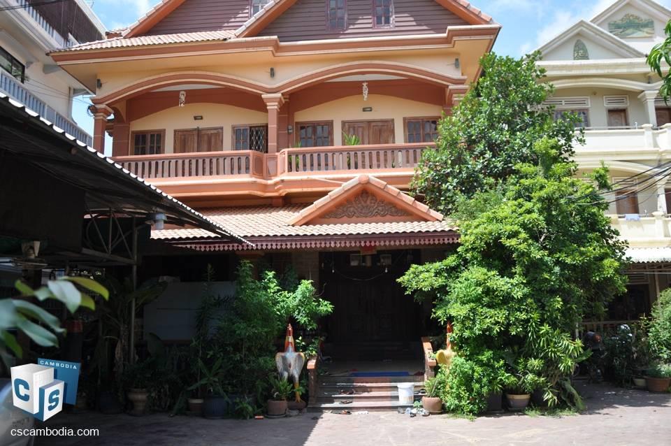2 Bedroom Apartment – For Rent – Wat Bo Village – Sala Kamreuk Commune – Siem Reap