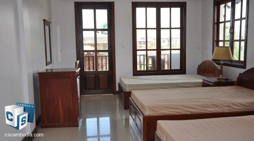 23 Bedroom - House - For - Rent - Siem Reap (27)