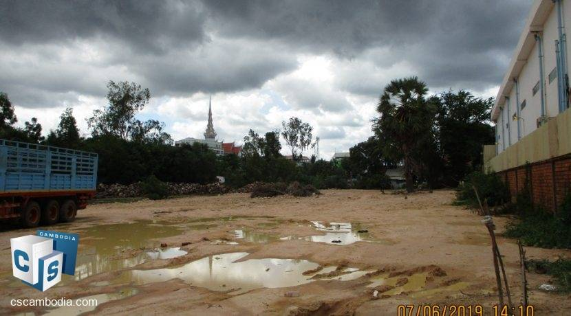 2700sq m-land for rent- Siem Reap