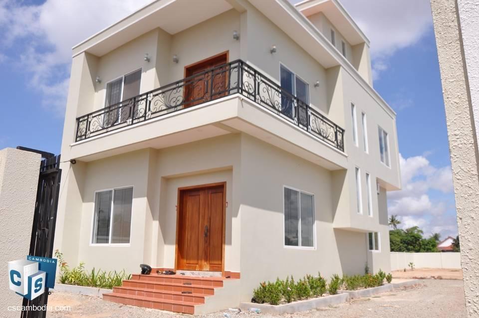 2 Bedroom – House – For Rent – Trapeang Traeng Village – Sala Kamreuk Commune – Siem Reap