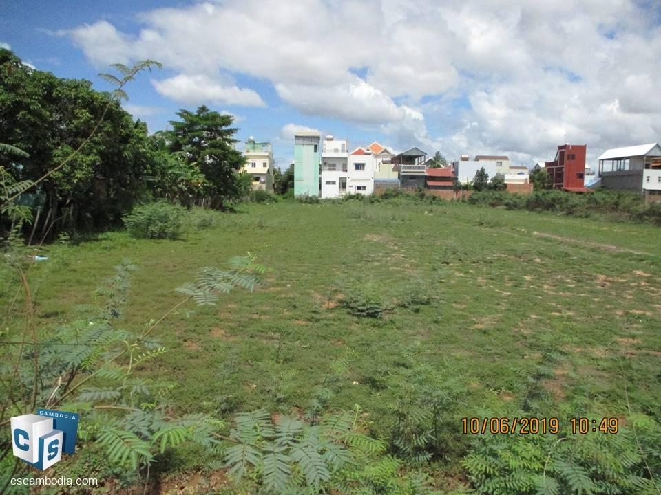 3120 sq m – Land – For Sale – Phnea Chey Village – Svay Dangkum Commune – Siem Reap