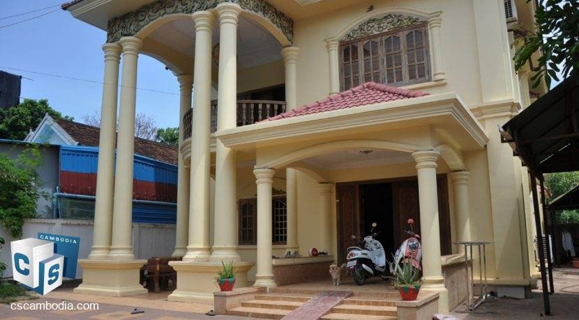 4 Bedroom House - For Sale- Siem Reap (2)