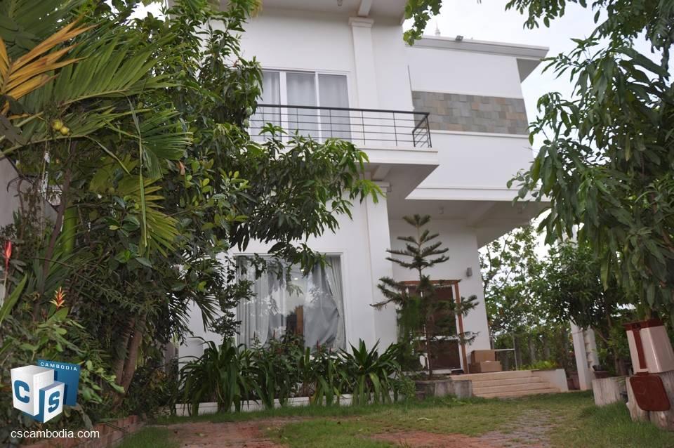 5 Bedroom House – For Rent – Svay Dangkum – Siem Reap