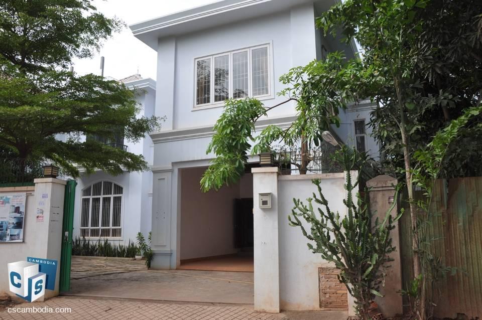 5 Bedroom House – For Rent – Sla Kram Village, Siem Reap