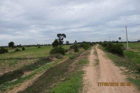 50,000 sq m Land - For Sale - Pouk, Siem Reap (2)