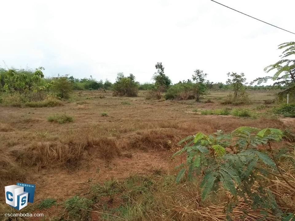 1,000,000 sq m Land – For Sale – Troying Village – Takean Commune – Chuk District – Kampot Province