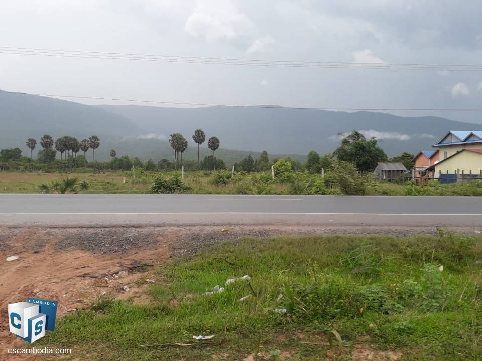 706,200 sq m Land – For Sale – Kos Touch Commune – Tek Chu District – Kampot province