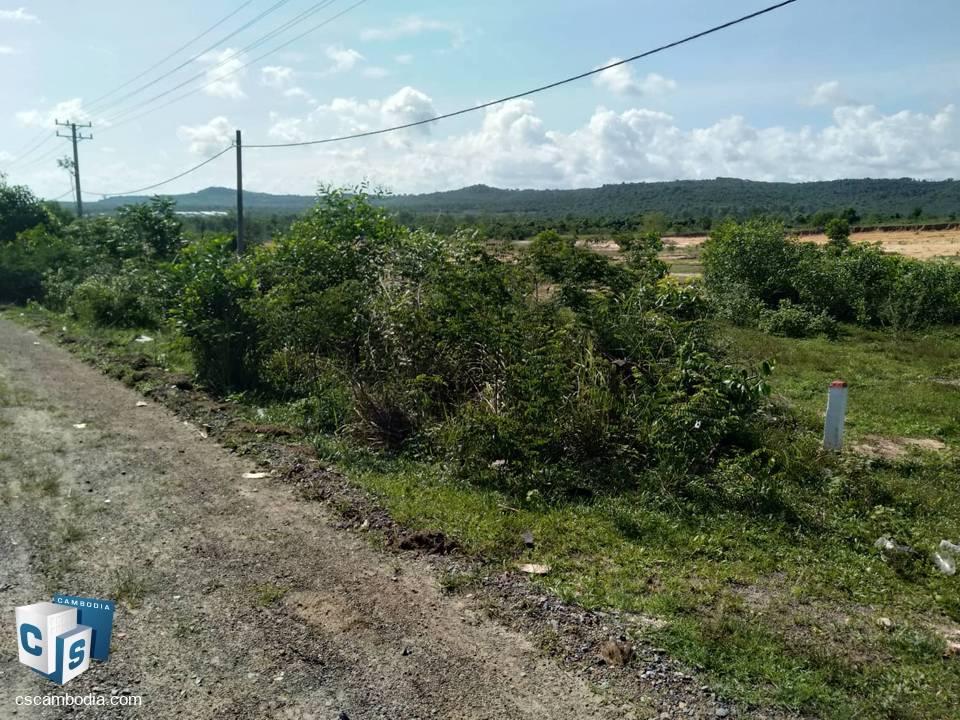 6,000,000 Sq m Land – For Sale – Stueng Hav District – Preah Sihanouk City