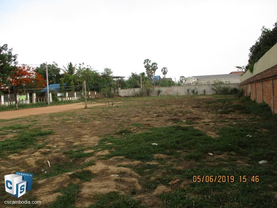 1800 Sqm of Land – For Sale – Ta Vean Village – Siem Reap