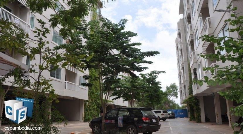 2 bedroom Condo – For Sale – Tapul Village – Svay Dangkum Commune – Siem Reap