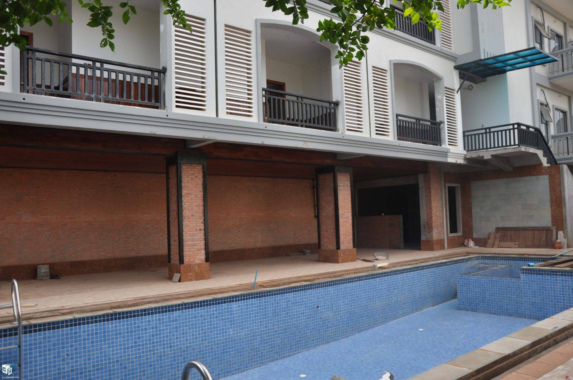 50 Room Hotel – For Rent – Svay Dangkum Commune- Siem Reap