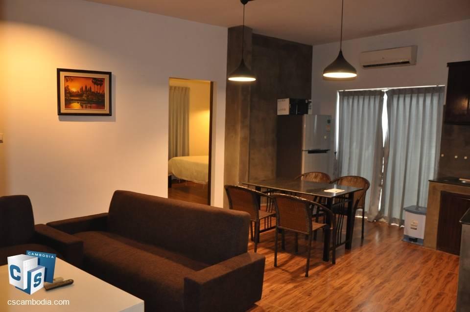 2 bedroom Apartment – For Rent – Mondul III Village – Sla Kram Commune – Siem Reap