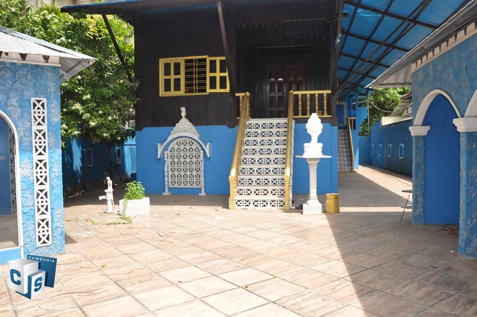 2 Bedroom House – For Rent – Wat Damnak – Sla Kram Commune – Siem Reap
