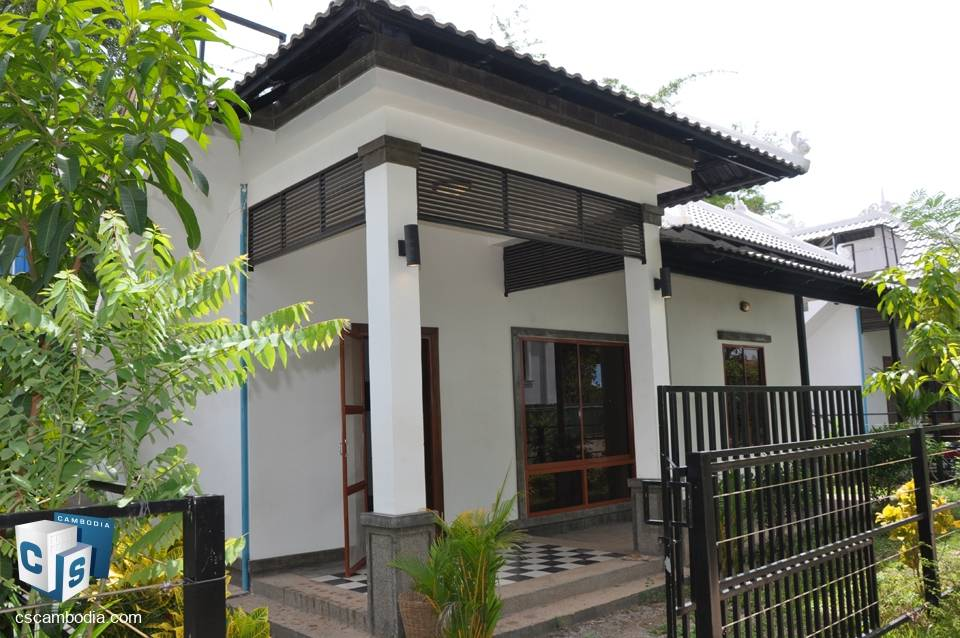 2 Bedroom House – For Rent – Treng Village – Sla Kram Commune – Siem Reap