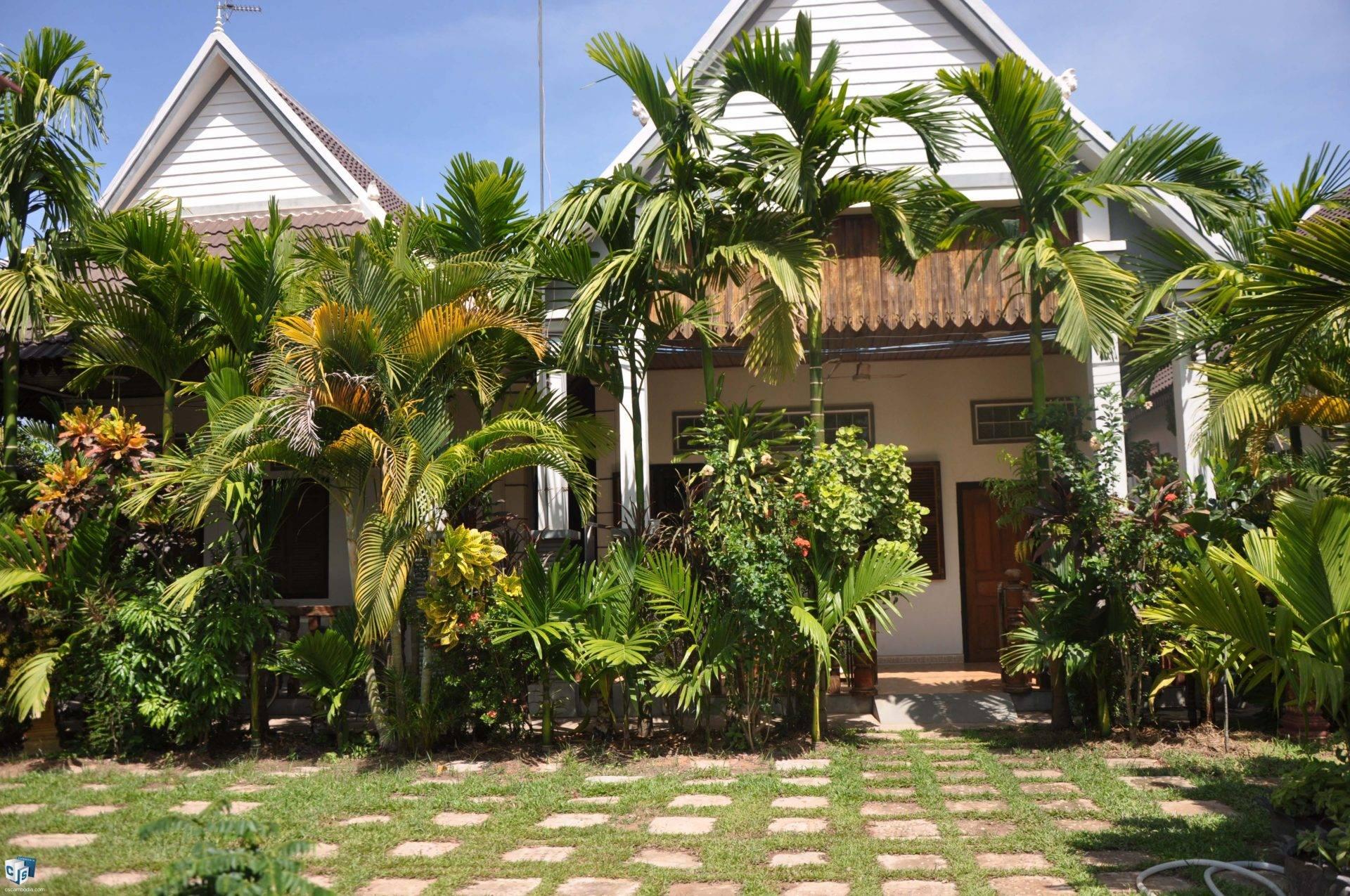 1 Bedroom House – For Rent – Trapeang Traeng Village – Sala Kamreuk  Commune – Siem Reap