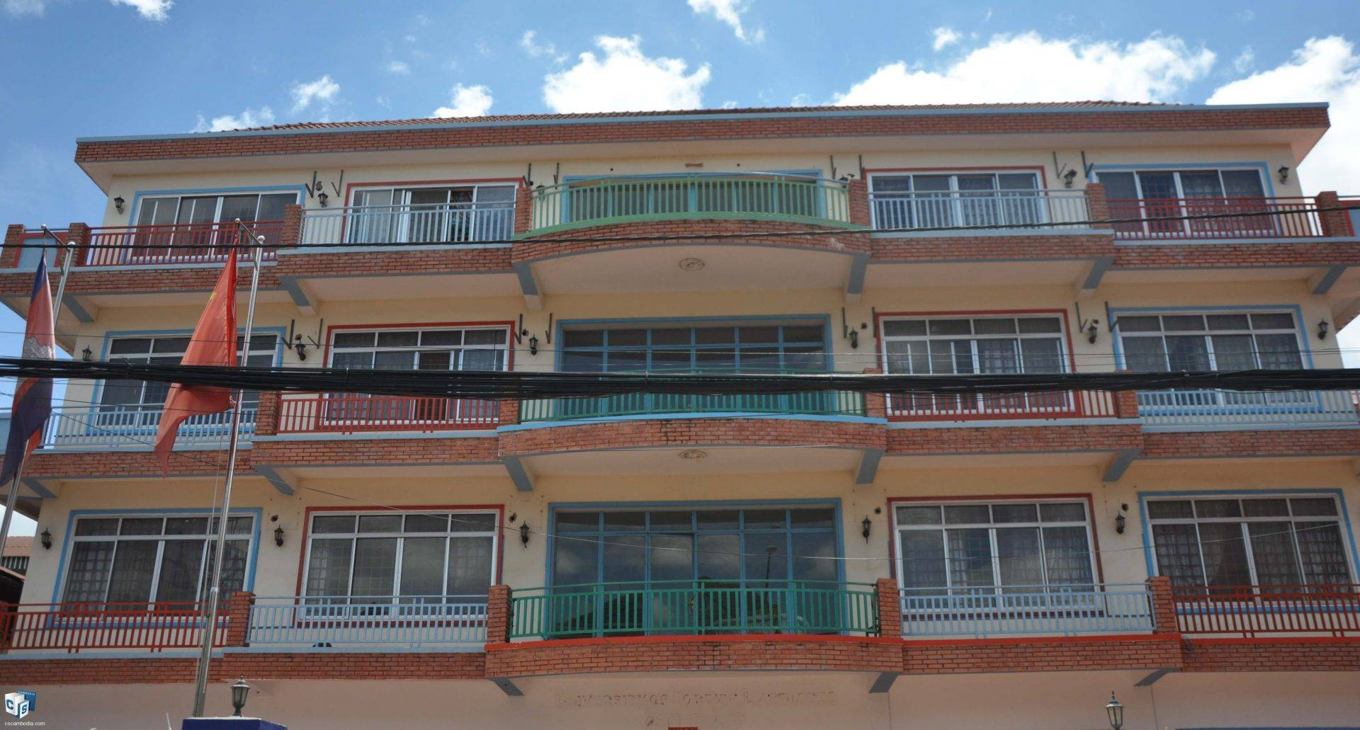 40+ room city center & riverside bulding – For Rent Sla Kram – Siem Reap