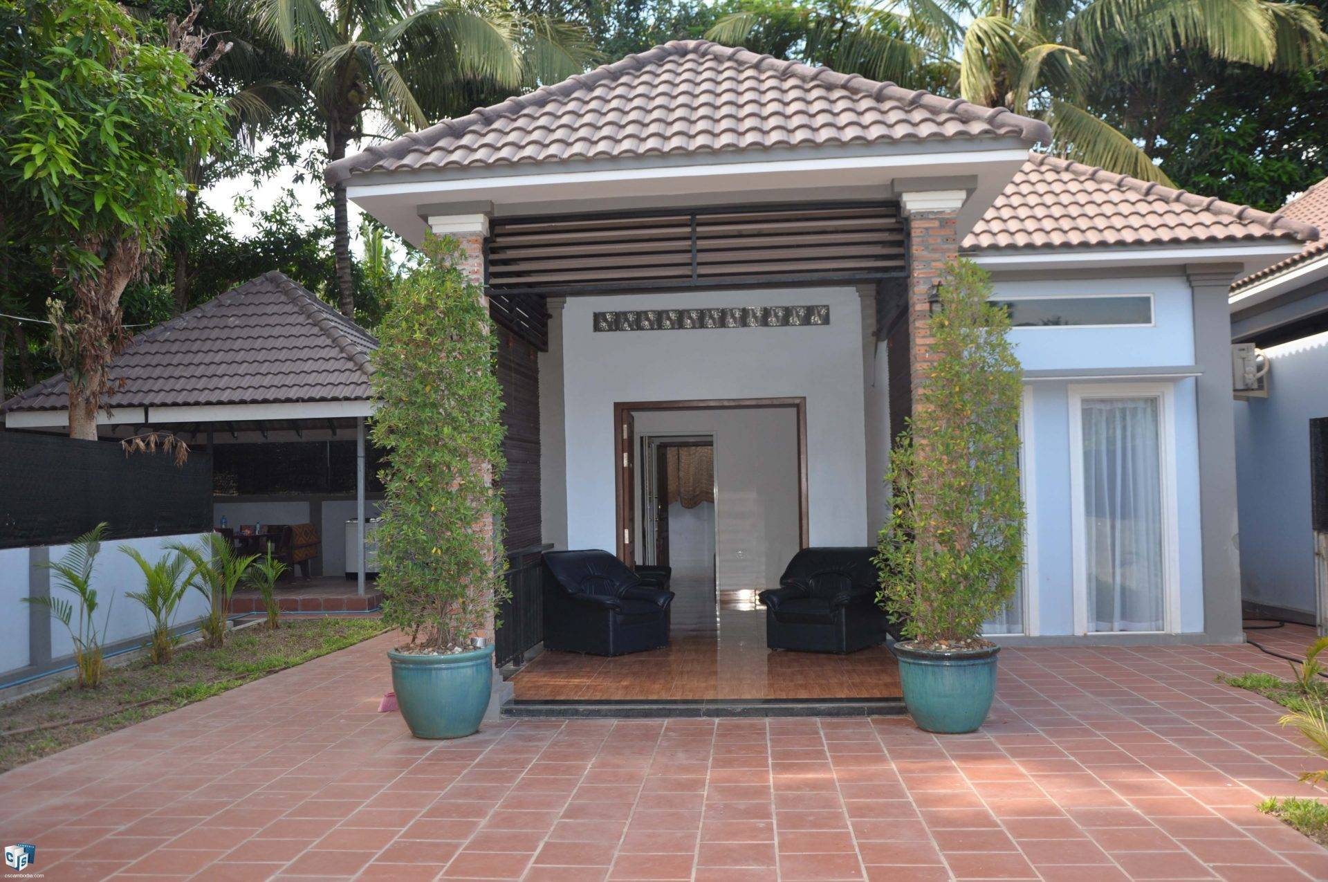 1 Bedroom House – For Rent –  Sala Kamreuk – Siem Reap