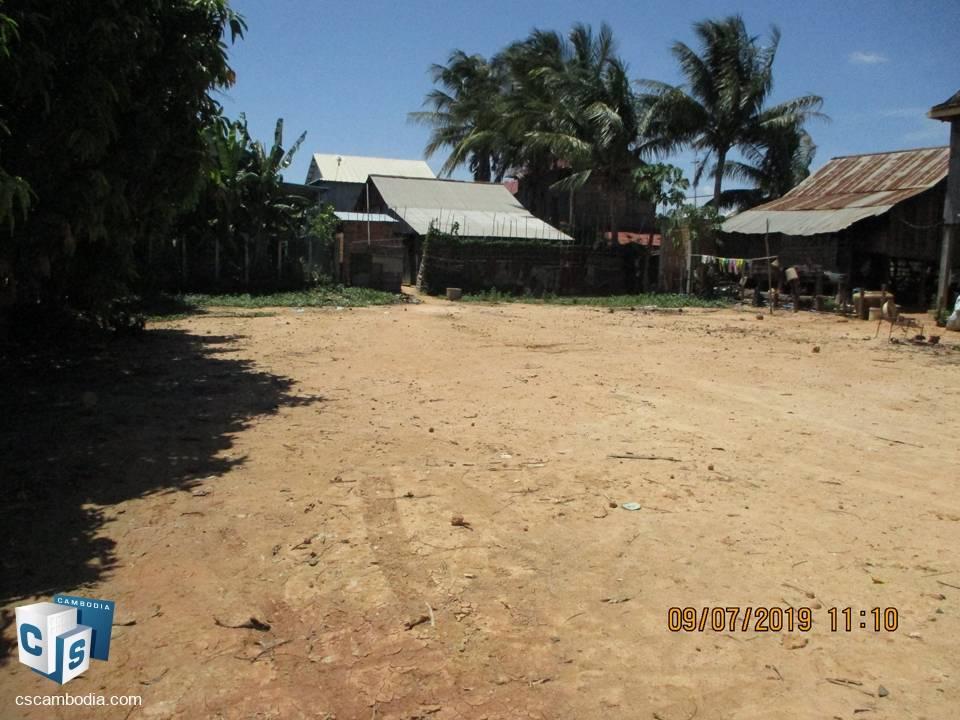 500 sq m Land – For Sale – Sala Kanseng Village – Svay Dangkom Commune – Siem Reap