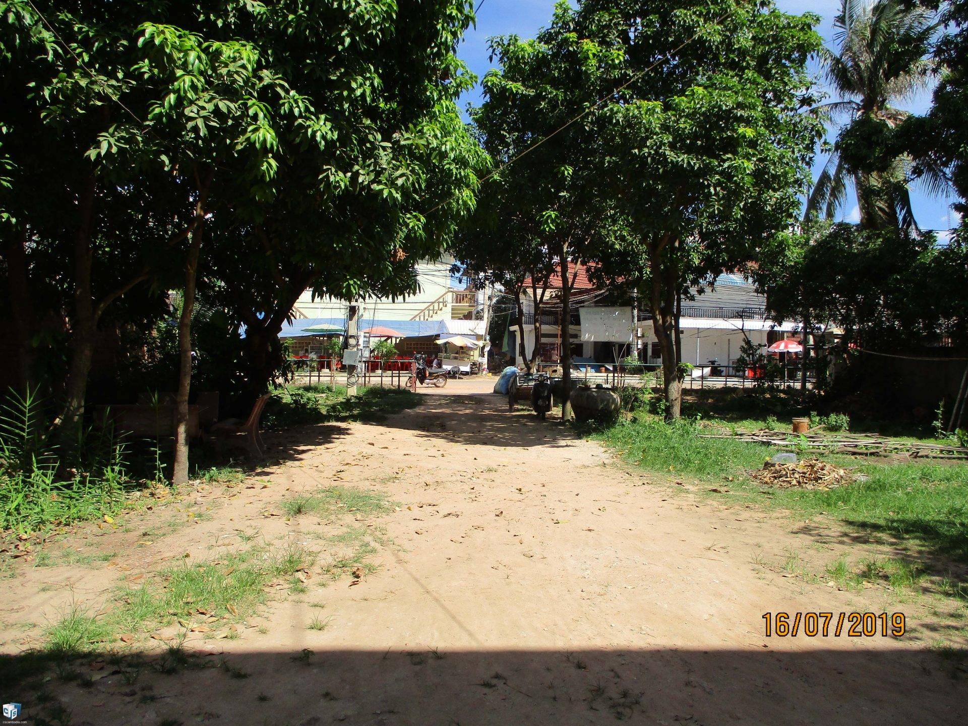 2014 Sq Meter Land – For Sale -Wat Bo Village – Sala Kamreuk – Siem Reap