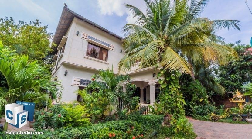 Vibrant 14 Room Hotel – For Rent – Sla kram – Siem Reap