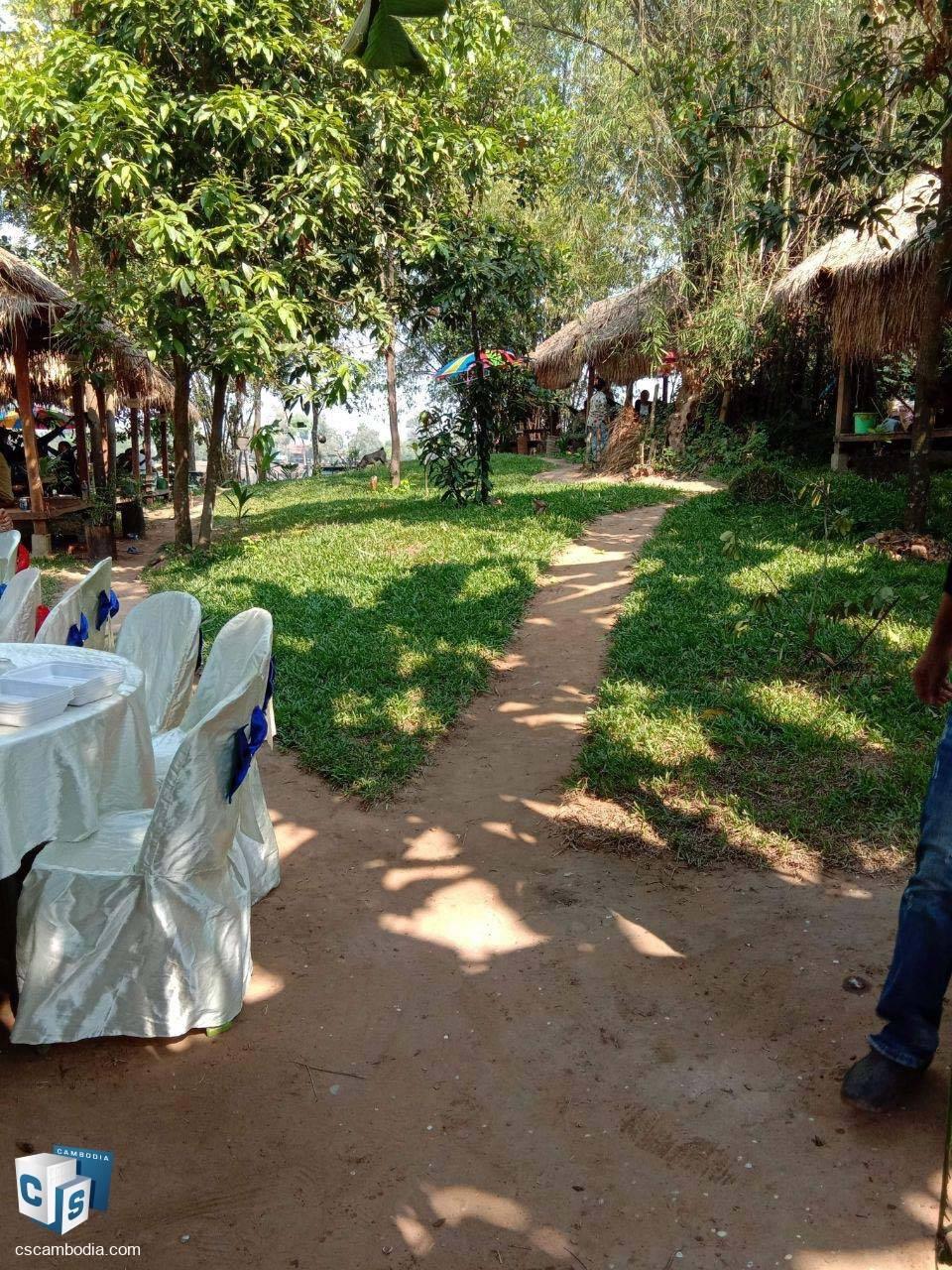 1080 Sq meter land – For Sale – Sras Srong Village – Nokor Thom Commune – Siem Reap