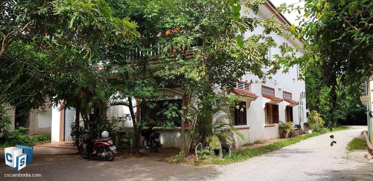 3 Bedroom House – For Rent – Treang Village – Sla Kram Commune – Siem Reap
