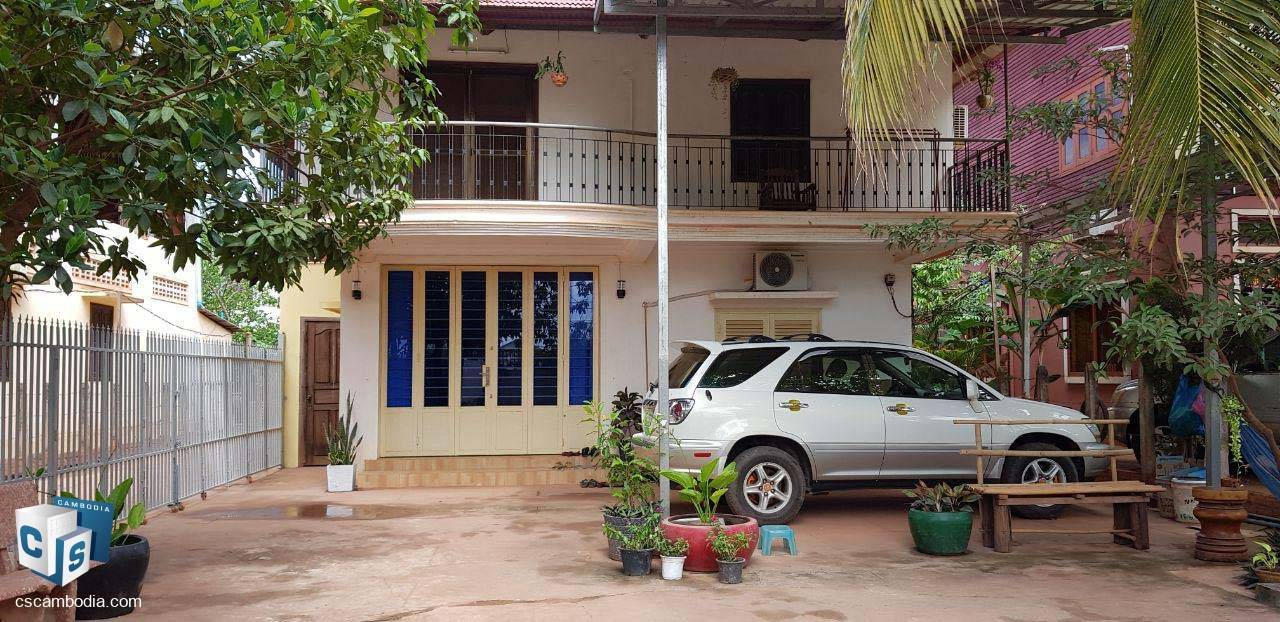 Room For Rent – Sala Kanseng Village – Svay Dangkum Commune – Siem Reap