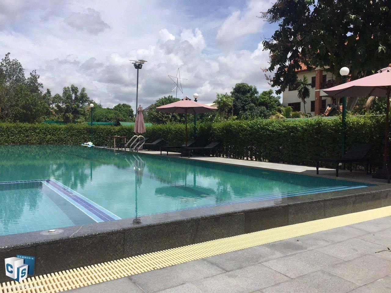 3 Bedroom Apartment – For Rent – Svay Dangkum – Siem Reap