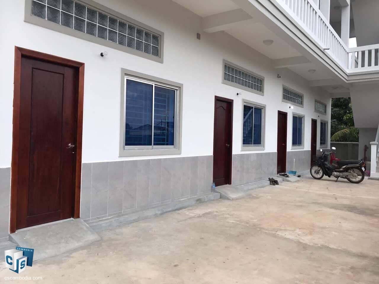 Studio Apartment – For Rent – Svay Dangkum  Village – Svay Dangkum- Siem Reap